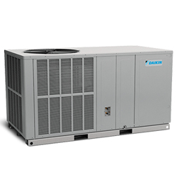 Daikin residential packaged product